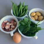 Ingredientes Ensalada Niçoise (al modo mío)