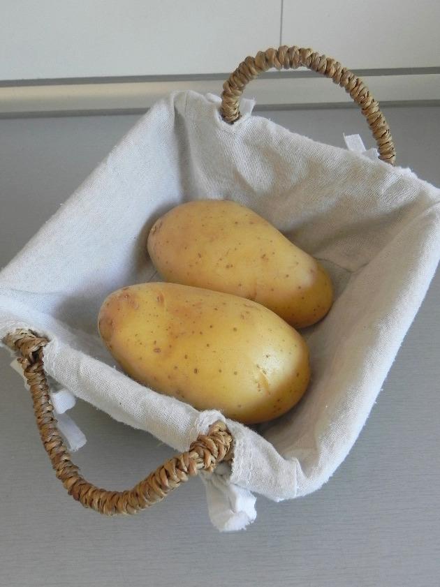 """Ingredientes aperitivo de patatas """"glam"""""""