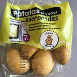 Patatas al vapor (¡de microondas!)