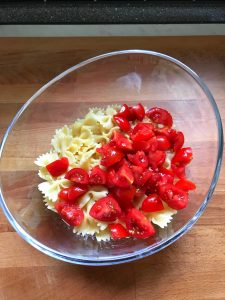 Añadimos los tomates