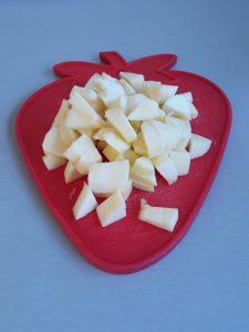 Cortamos la manzana